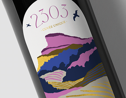 DOMAINE NORMAND ✦ Packaging