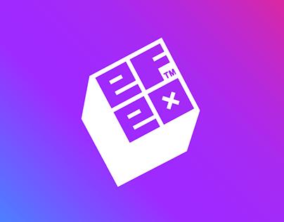 EFEX™ digital — Rebranding and Identity System