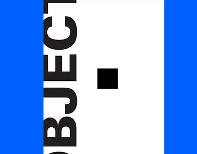 OBJECT : Book Design