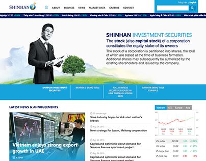 Shinhan IS Vietnam concept