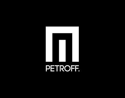 P. Petroff coffee trade company.