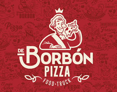 De Borbón Pizza - Food Truck