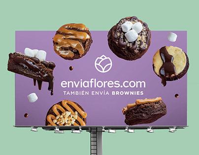 Envia brownies