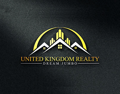 Real estate logo design -construction - logo design