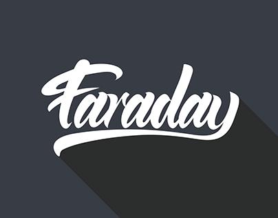 Faraday - Band Logo
