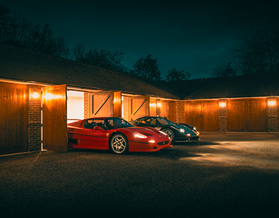 Private Supercar Collection