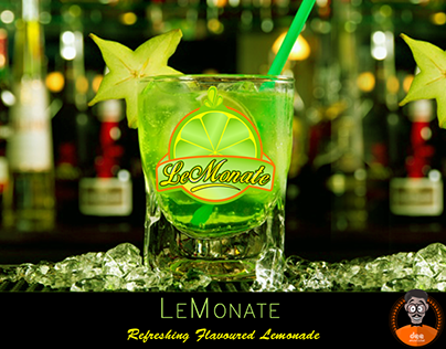 LeMonate Brand / Product Design