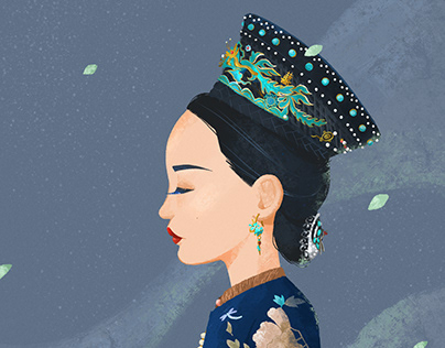 Ruyi's Royal Love In The Palace (如懿传)   Illustration