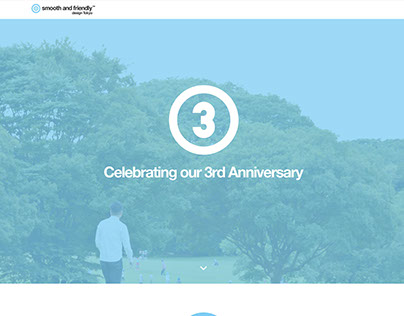 Celebrating our 3rd Anniversary