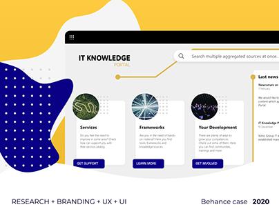 IT Knowledge Portal