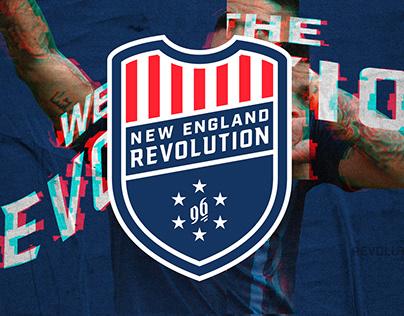 New England Revolution | Re-Brand | 02