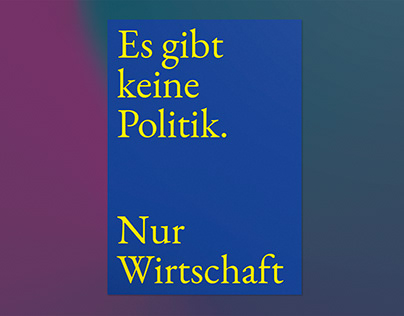 Mut zur Wut - International Poster Competition