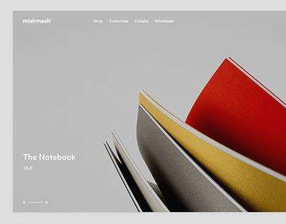 Mishmash Website