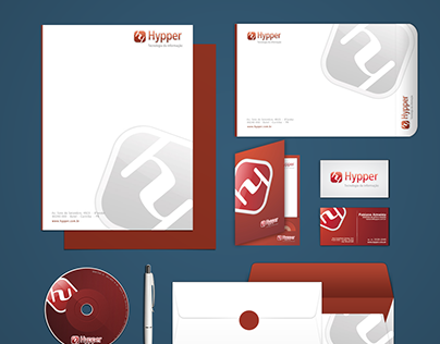 Hypper TI - Identidade Corporativa