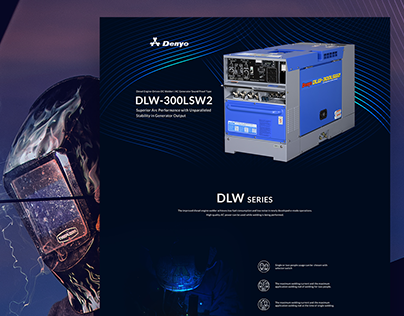 Denyo DLW Series