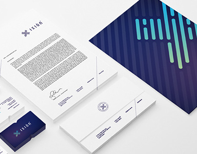 Ixion™ | Corporate Identity