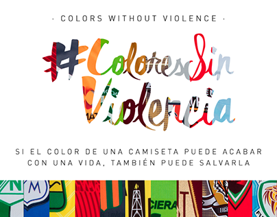 #ColoresSinViolencia