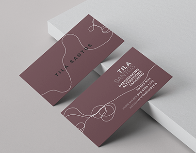 Couture Business Card