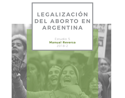 Legalization of abortion in Argentina