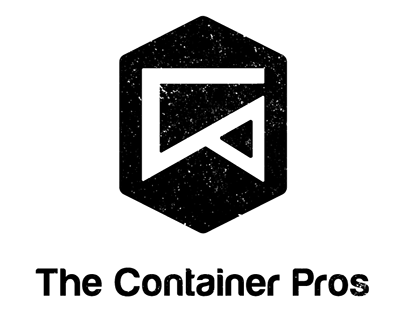 The Container Pros Logo / Beginning of Brand