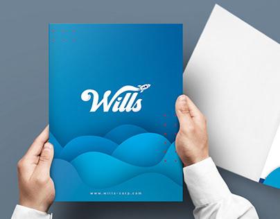 Wills Folder Design IT Service