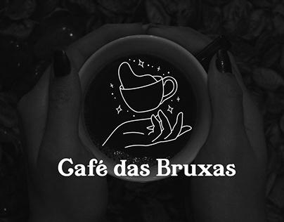 Café das Bruxas - Identidade Visual