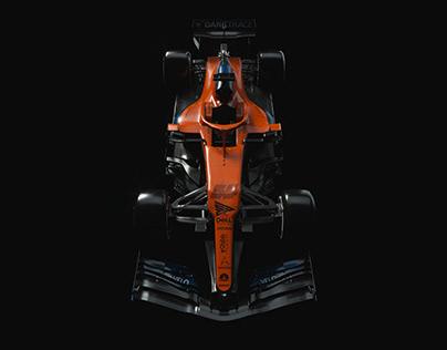 CGI | McLaren MCL 35 - F1 2020 Season