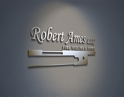 Robert Ames LLC - Branding