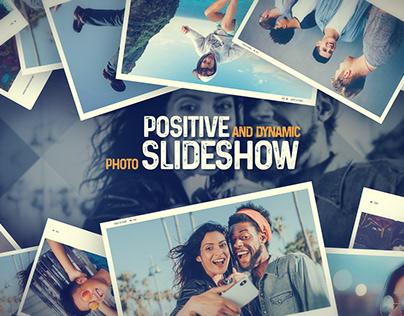 Positive Photo Slideshow