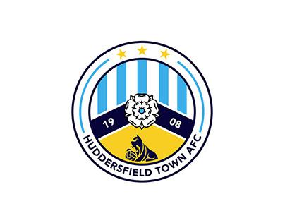 Huddersfield Town AFC Rebrand Concept.