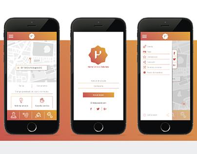 HSS App Design