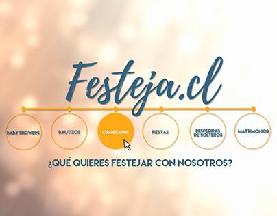 Proyecto metabuscador web - Festeja.cl