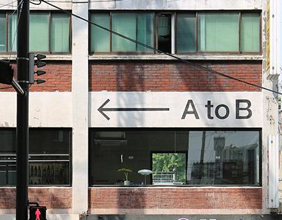 A to B Seongsu Showroom