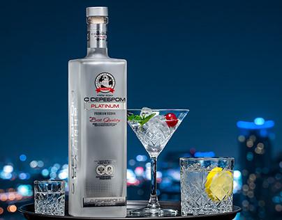 Vodka S Serebrom Platinum