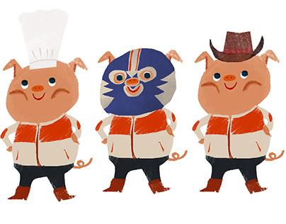 A Story of Piggy
