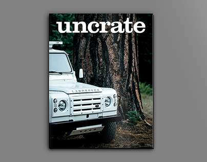 Uncrate Magazine – Winter 2014