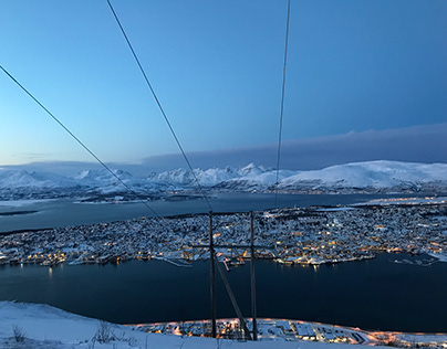 Prise de vu Tromsø