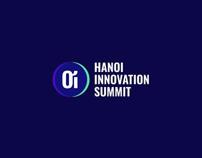 Hanoi Innovation Summit - Visual Identity