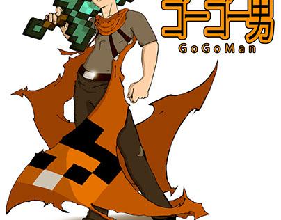 GoGo man
