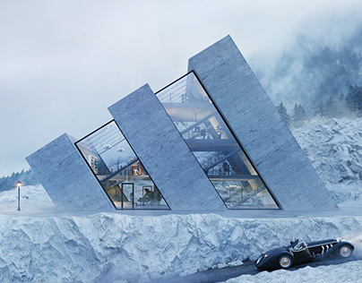 THE HOMES INSPIRED BY LOGOS