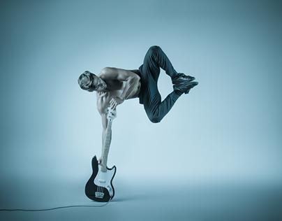 Music + Dance = Love