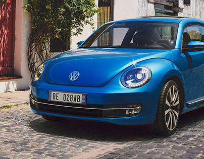 Volkswagen Beetle / Cgi