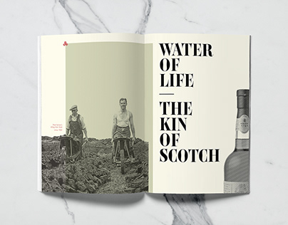 Water Of Life Scotch Spread