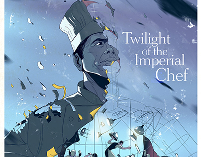 """Twilight of the Imperial Chef"" for the New York Times"