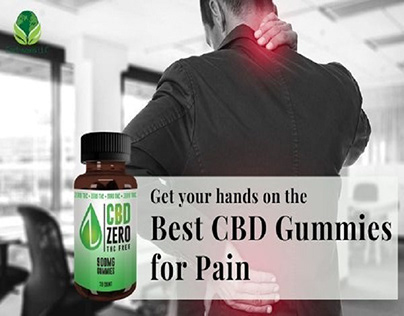Get Your Hands On The Best Cbd Gummies For Pain