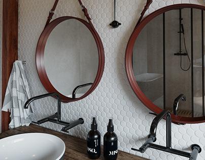 CGI Agape Bathroom