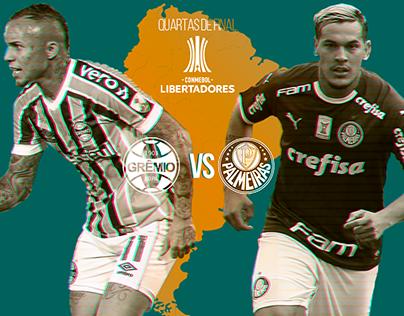 Libertadores GAMEDAY: Palmeiras vs Grêmio
