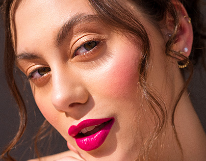 Beauty editorial Jazmin