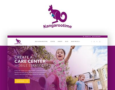 Kangarootime - Child Care App