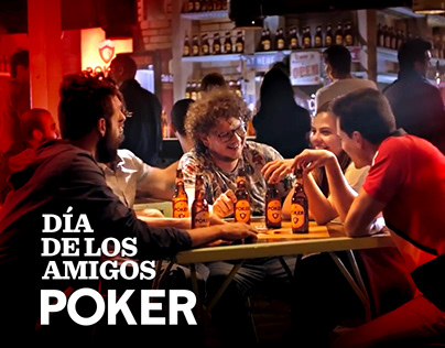 DÍA DE LOSAMIGOS POKER